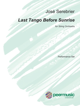 Product Cover for Last Tango Before Sunrise