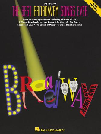 Product Cover for The Best Broadway Songs Ever – 3rd Edition