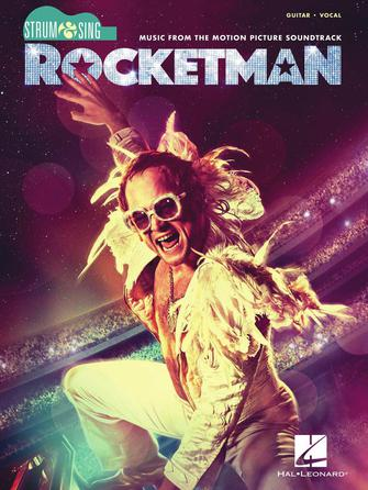 Product Cover for Rocketman – Strum & Sing Series for Guitar