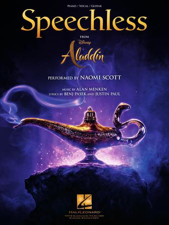 Speechless (from Aladdin)