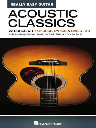 Acoustic Classics – Really Easy Guitar Series