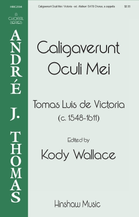 Product Cover for Caligaverunt Oculi Mei
