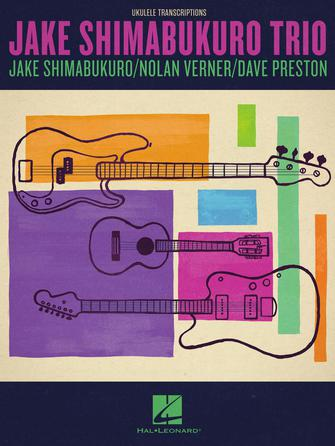 Product Cover for Jake Shimabukuro Trio