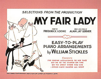 Product Cover for My Fair Lady