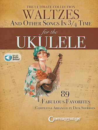 Product Cover for The Ultimate Collection of Waltzes for the Ukulele