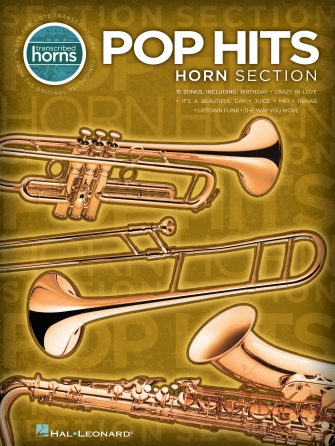 Product Cover for Pop Hits Horn Section