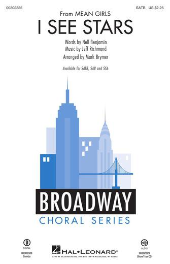 Product Cover for I See Stars (from Mean Girls: The Broadway Musical) (arr. Mark Brymer)