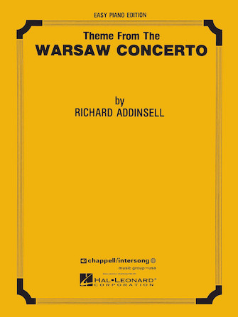 Product Cover for Warsaw Concerto (theme)