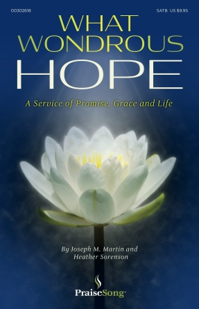 Product Cover for What Wondrous Hope (A Service of Promise, Grace and Life) (Praise Band)