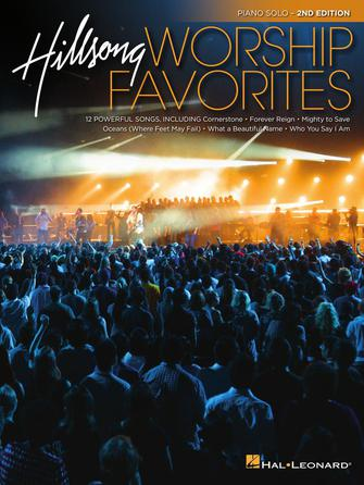 Hillsong Worship Favorites 2nd Edition