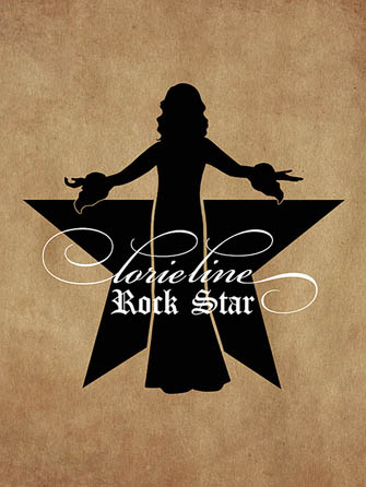 Product Cover for Lorie Line – Rock Star: A Classical Classic Rock Project
