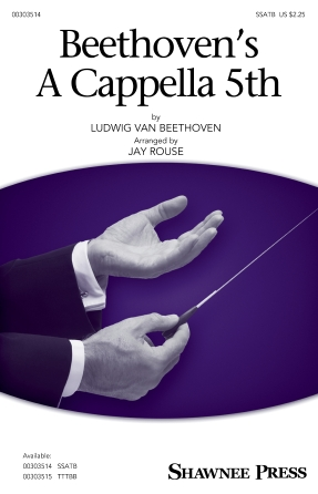 Product Cover for Beethoven's A Cappella 5th
