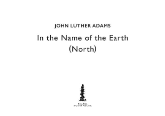 Product Cover for In the Name of the Earth - North
