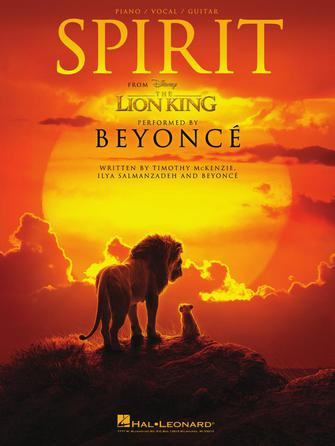 Product Cover for Spirit (from The Lion King 2019)