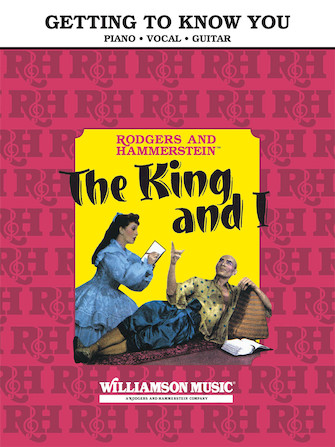 Product Cover for Getting to Know You (From The King and I)