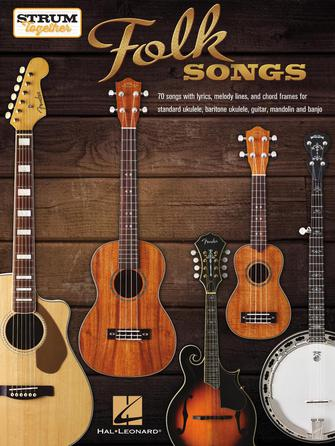 Product Cover for Folk Songs – Strum Together