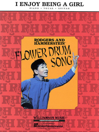 Product Cover for I Enjoy Being a Girl (from Flower Drum Song)