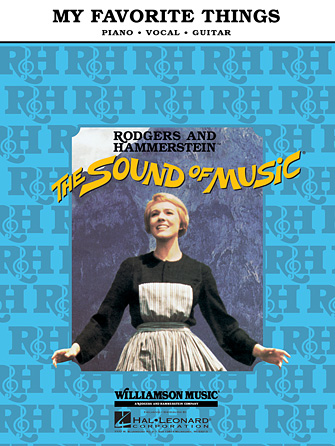 """Product Cover for My Favorite Things (from """"The Sound of Music"""")"""