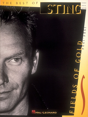 Product Cover for Sting – Fields of Gold