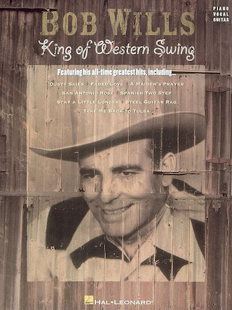 Product Cover for Bob Wills – King of Western Swing