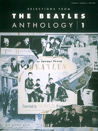 Product Cover for Selections from The Beatles Anthology, Volume 1