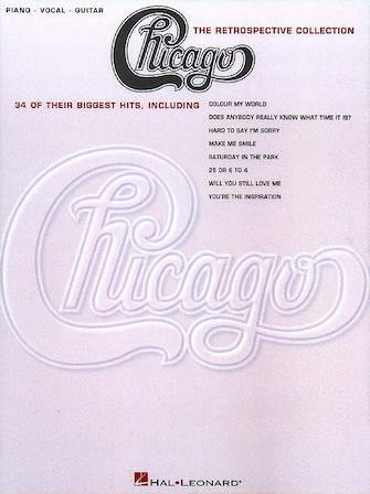 Product Cover for Chicago – The Retrospective Collection