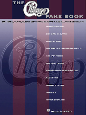 Product Cover for The Chicago Fake Book