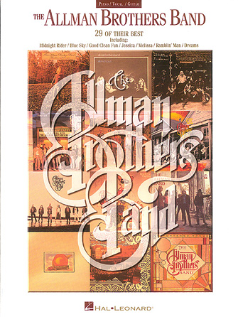 Product Cover for Allman Brothers Band Collection