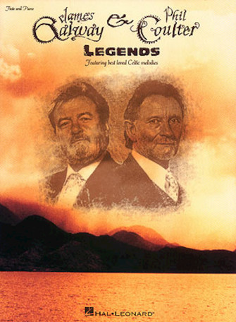 Product Cover for James Galway & Phil Coulter – Legends