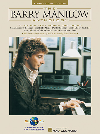 Product Cover for The Barry Manilow Anthology