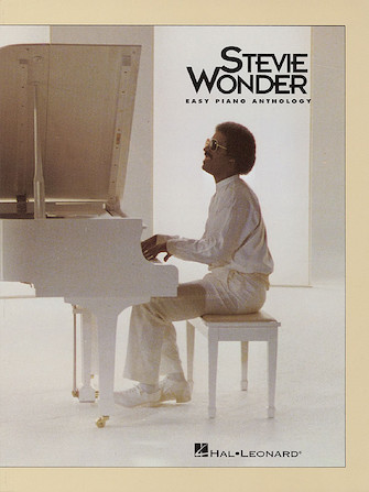 Product Cover for Stevie Wonder – Easy Piano Anthology