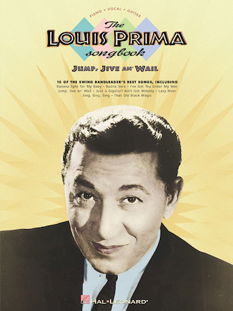 Product Cover for The Louis Prima Songbook