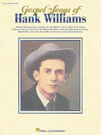Product Cover for Gospel Songs of Hank Williams