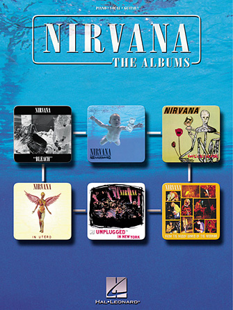 Product Cover for Nirvana – The Albums