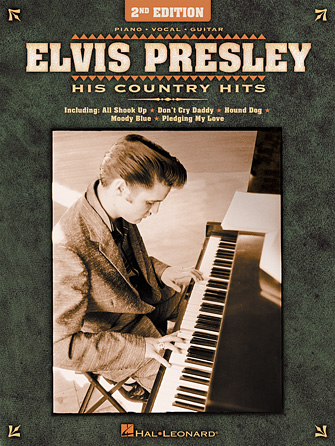 Product Cover for Elvis Presley – His Country Hits – 2nd Edition