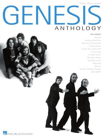 Product Cover for Genesis Anthology