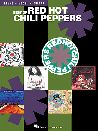 Product Cover for Best of Red Hot Chili Peppers