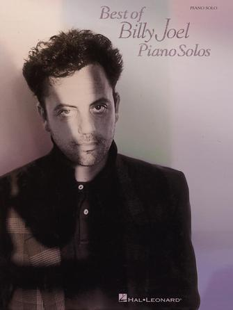 Product Cover for Best of Billy Joel Piano Solos