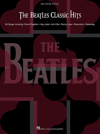 Product Cover for The Beatles Classic Hits
