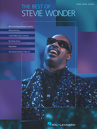Product Cover for The Best of Stevie Wonder