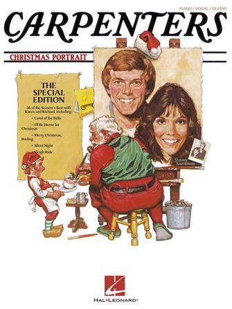 Product Cover for Carpenters – Christmas Portrait