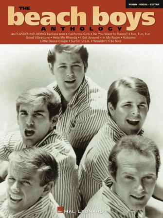 Product Cover for The Beach Boys Anthology