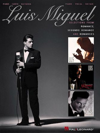 Product Cover for Luis Miguel – Selections from Romance, Segundo Romance, and Romances