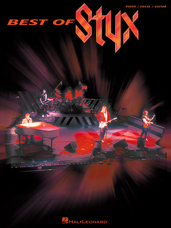 Product Cover for Best of Styx