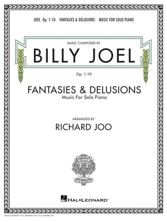 Product Cover for Billy Joel – Fantasies & Delusions
