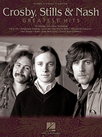 Product Cover for Crosby, Stills & Nash – Greatest Hits