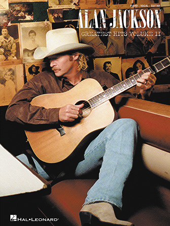 Product Cover for Alan Jackson – Greatest Hits Volume II