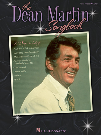 Product Cover for Dean Martin Songbook