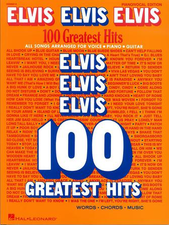 Product Cover for Elvis Elvis Elvis – 100 Greatest Hits