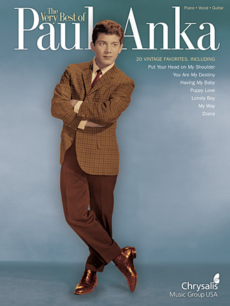 Product Cover for Very Best of Paul Anka
